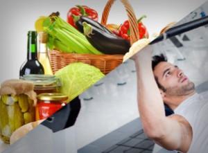 Fitness Paket für Muskelaufbau und/oder Körperfett Reduktion