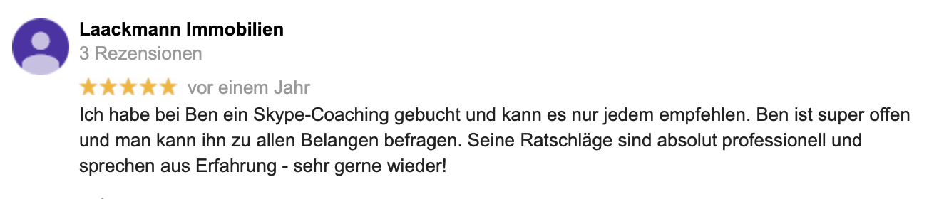 Rezension Laackmann